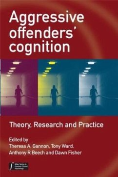 Aggressive Offenders' Cognition: Theory, Research, and Practice