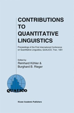 Contributions to Quantitative Linguistics - Köhler