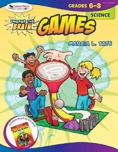Engage the Brain: Games: Science: Grades 6-8 - Tate, Marcia L.