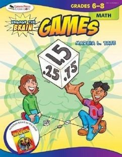 Engage the Brain: Games: Math: Grades 6-8 - Tate, Marcia L.