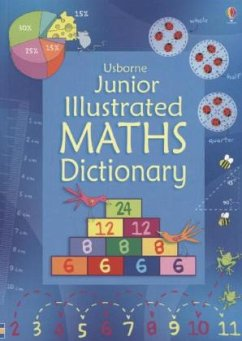 Junior Illustrated Maths Dictionary - Rogers, Kirsteen Large, Tori