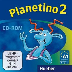 Planetino 2. Deutsch für Kinder - Brunello, Milly