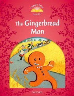 The Gingerbread Man - Arengo, Sue