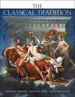 Classical Tradtion, The - Grafton, Anthony
