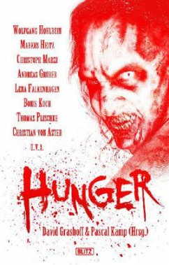 Hunger - Koch, Boris Lill, Manfred Bachmann, Tobias Wiesler, André Gruber, Andreas Marzi, Christoph Sträter, Torsten