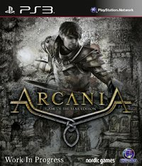 ArcaniA - The Complete Tale (PlayStation 3)