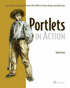 Portlets in Action - Sarin, Ashish