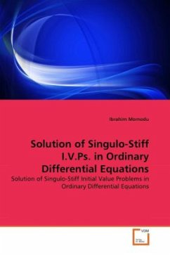 Solution of Singulo-Stiff I.V.Ps. in Ordinary Differential Equations - Momodu, Ibrahim