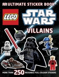 LEGO Star Wars Villains Ultimate Sticker Book - DK