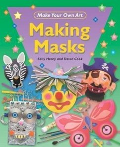 Making Masks - Henry, Sally Cook, Trevor