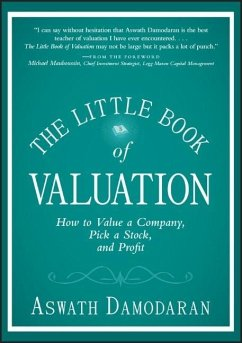 The Little Book of Valuation - Damodaran, Aswath