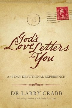 God's Love Letters to You: A 40-Day Devotional Experience - Crabb, Larry