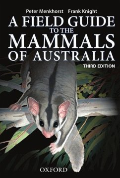 Field Guide to Mammals of Australia - New Edition - Menkhorst, Peter Knight, Frank