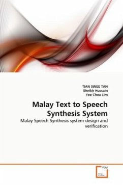 Malay Text to Speech Synthesis System - TAN, TIAN SWEE Hussain, Sheikh Chea Lim, Yee