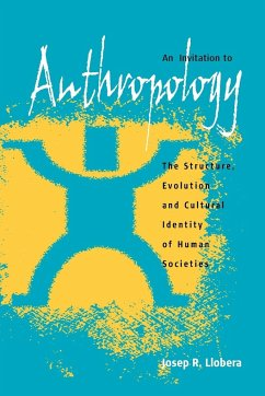 An Invitation to Anthropology - Llobera, Josep R. Llobera, J. R.