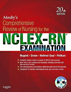 Mosby's Comprehensive Review of Nursing for the NCLEX-RN Examination - Nugent, Patricia M. Green, Judith S. Hellmer Saul, Mary Ann Pelikan, Phyllis K.