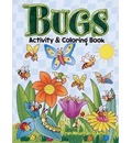 Bugs Activity and Coloring Book - Fran Newman-D'Amico