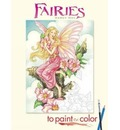 Fairies to Paint or Color - Darcy May