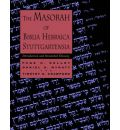 The Masorah of Biblia Hebraica Stuttgartensia - Page H. Kelley