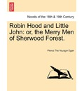 Robin Hood and Little John - Pierce The Younger Egan