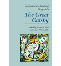 Approaches to Teaching Fitzgerald's The Great Gatsby - Jackson R. Bryer