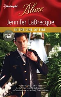 In the Line of Fire - Jennifer LaBrecque