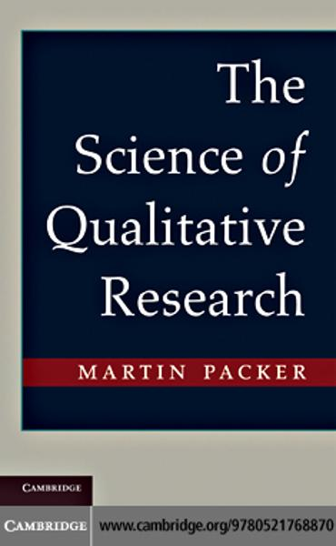 The Science of Qualitative Research - Cambridge University Press
