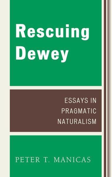 Rescuing Dewey - Lexington Books