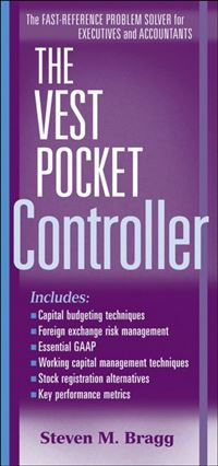 The Vest Pocket Controller - Steven M. Bragg