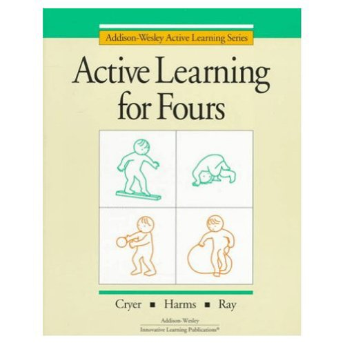ACTIVE LEARNING FOR FOURS (Addison-Wesley Active Learning Series) - DALE SEYMOUR PUBLICATIONS