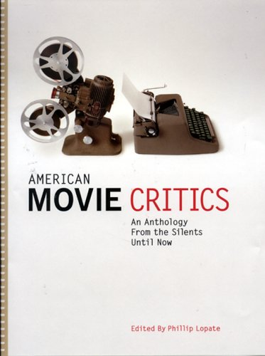 American Movie Critics - Phillip Lopate