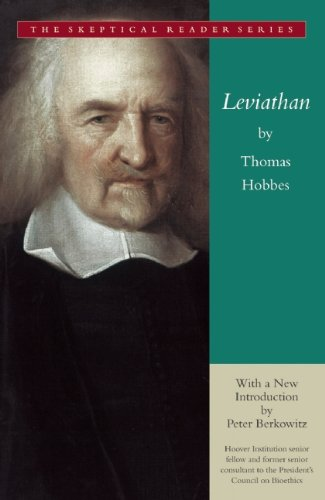 Leviathan: Or the Matter, Forme and Power of a Commonwealth Ecclasiasticall and Civil (Skeptical Reader) - Thomas Hobbes