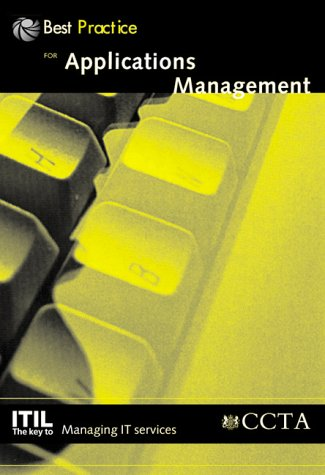Application Management (Best Practice) - Office of Government Commerce