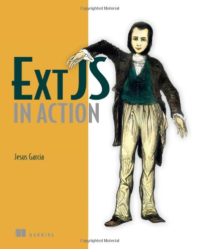 Ext JS in Action - Jesus Garcia