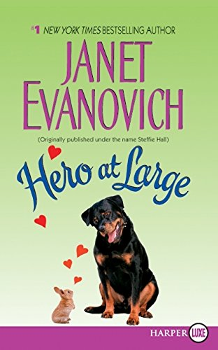 Hero at Large - Janet Evanovich