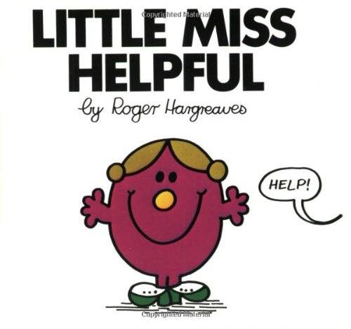Little Miss Helpful - Roger Hargreaves