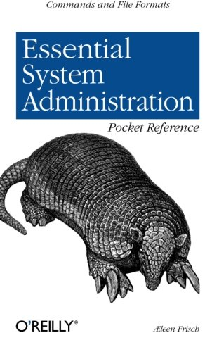 Essential System Administration Pocket Reference - ?leen Frisch
