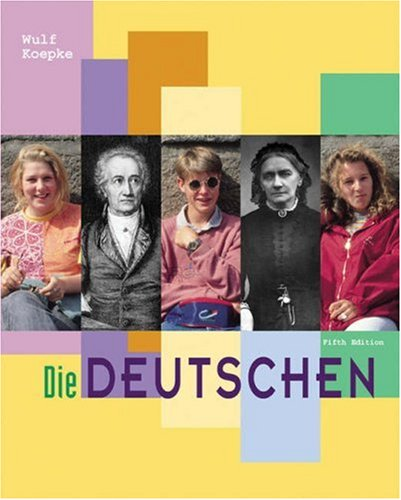 Die Deutschen (World Languages) - Wulf Koepke