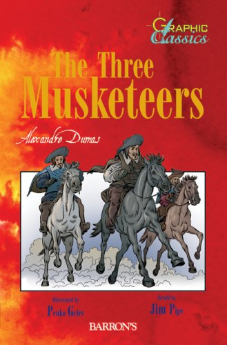 The Three Musketeers (Graphic Classics) - Alexander Dumas