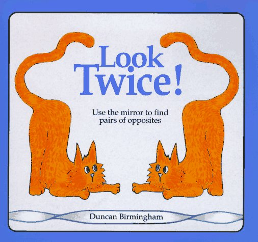 Look Twice: Mirror Reflections, Logical Thinking - Duncan Birmingham