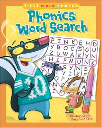 First Word Search: Phonics Word Search - Gary LaCoste