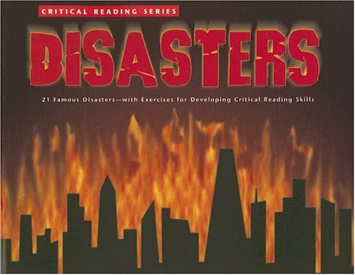 Critical Reading Series: Disasters! - Henry Billings; Melissa Billings