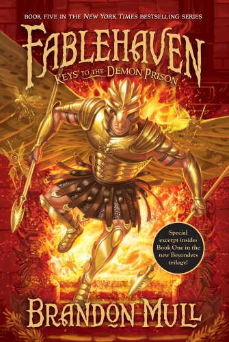 Keys to the Demon Prison (Fablehaven) - Brandon Mull