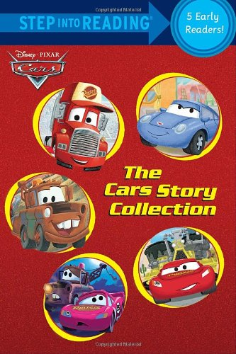 Five Fast Tales (Disney/Pixar Cars) - Various