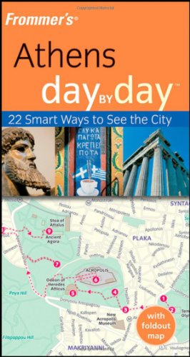 Frommer's Athens Day by Day (Frommer's Day by Day - Pocket) - Tania Kollias