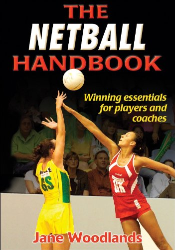 The Netball Handbook - Jane Woodlands-Thompson