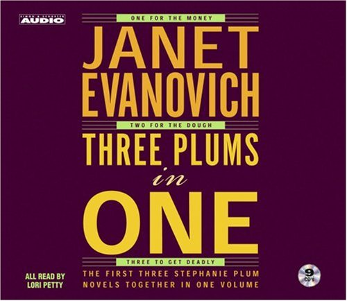 Three Plums in One Gift Set (Stephanie Plum Novels) - Janet Evanovich