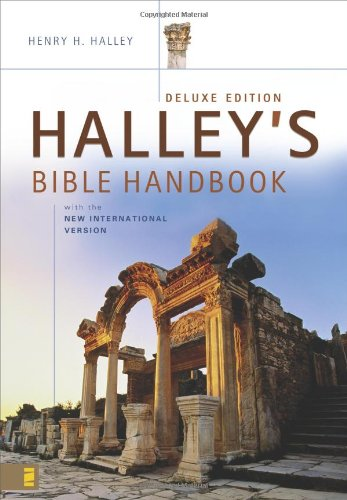 Halley's Bible Handbook with the New International Version---Deluxe Edition - Henry H. Halley