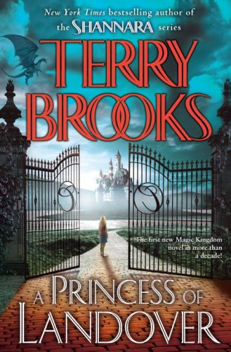 A Princess of Landover (Magic Kingdom of Landover, Book 6) - Terry Brooks