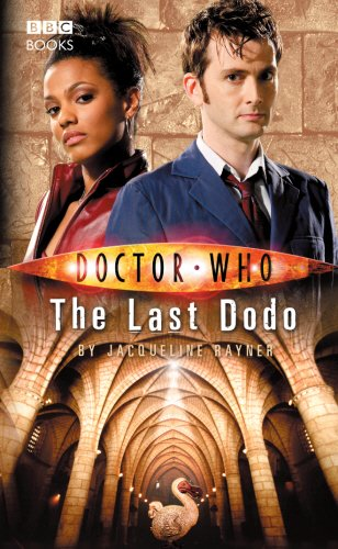 The Last Dodo (Doctor Who) - Jacqueline Rayner